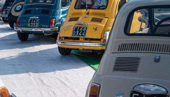 Fiat 500 Curiosità