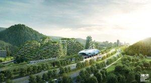 Master Plan: a Liuzhou la Città Foresta contro l'inquinamento