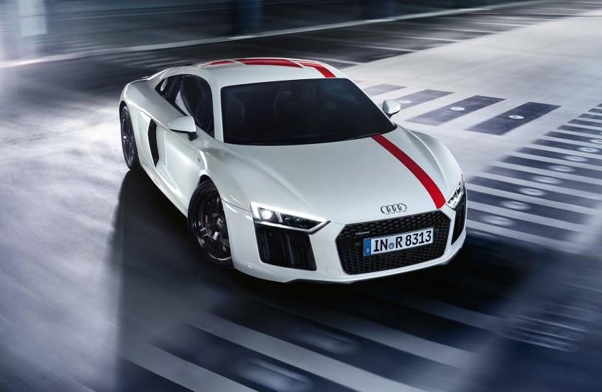 Audi R8 V10 RWS: un suono che lascia senza parole