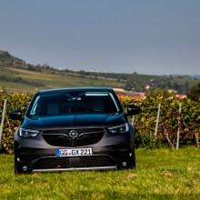 Opel Grandland X test drive