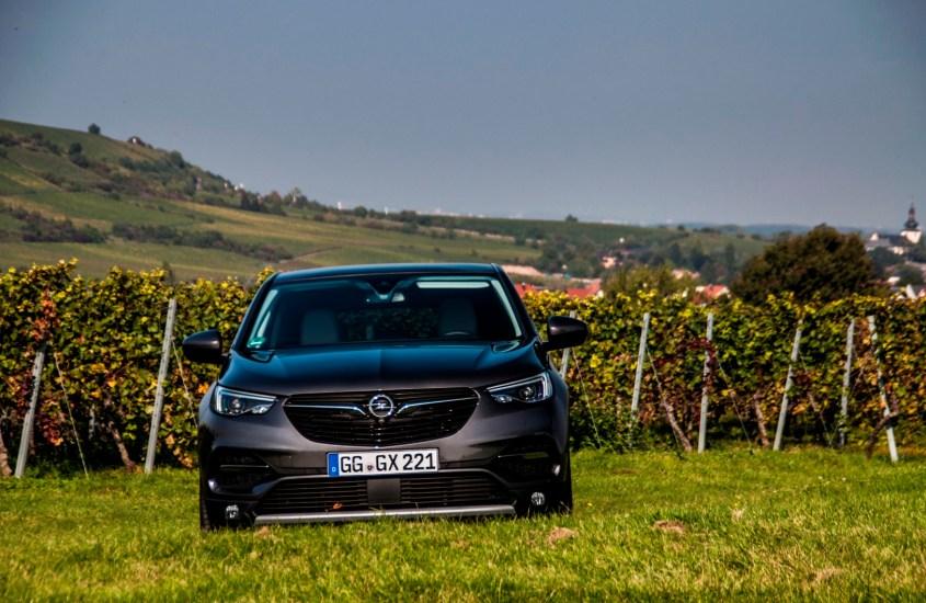 Opel Grandland X: il nostro viaggio da Francoforte e Darmstadt