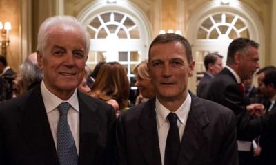 Gei Award 2017 Gilberto Benetton