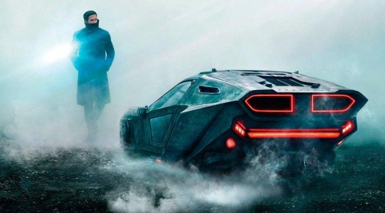 Blade Runner 2049 Peugeot