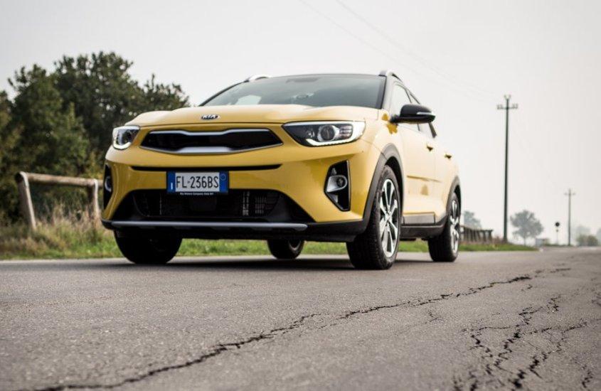 Kia Stonic test drive: Urban Crossover dall'aspetto young