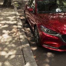Mazda6 al Salone di Los Angeles