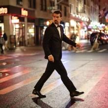 black tie in NY Silvio De Rossi