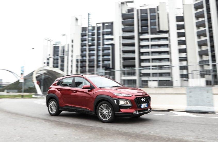 Nuova Hyundai Kona: design distintivo e accattivante