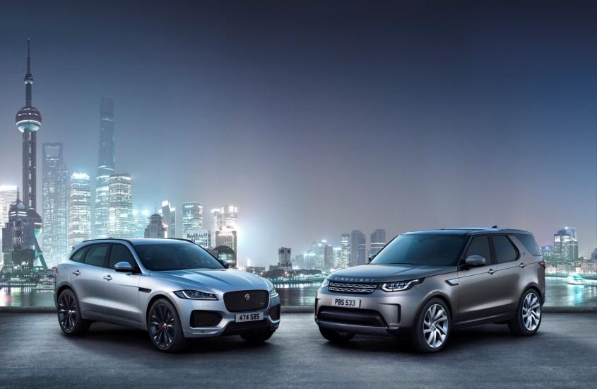 Jaguar Land Rover: il futuro e la connettività ultraveloce