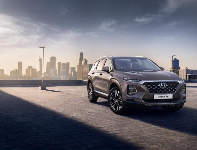 Nuova Santa Fe Hyundai