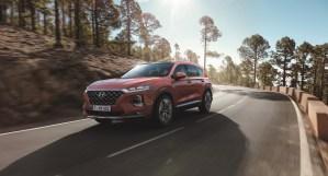 Hyundai Santa Fe Ginevra 2018