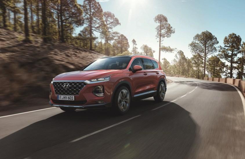 Hyundai Santa Fe: svelata a Ginevra la quarta generazione
