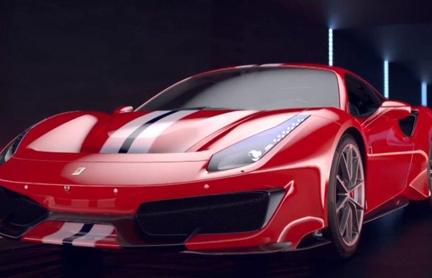 Ferrari 488 Pista: performance senza nessun compromesso