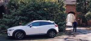 Mazda CX-3 limited edition Pollini