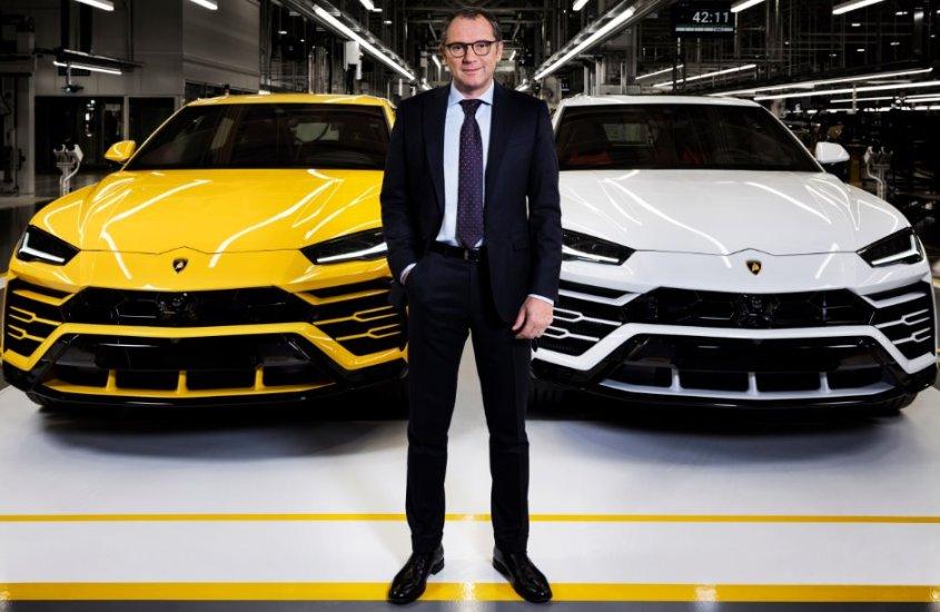 Stefano Domenicali è Personaggio dell'anno 2018 per FORUMAutoMotive