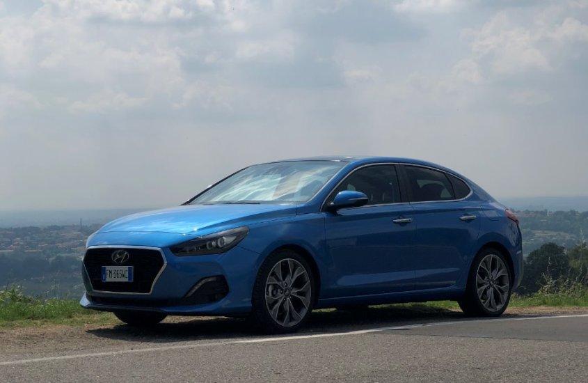 Hyundai i30 Fastback: nata per emozionare