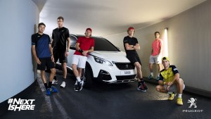 Ronald-Garros Parigi Peugeot