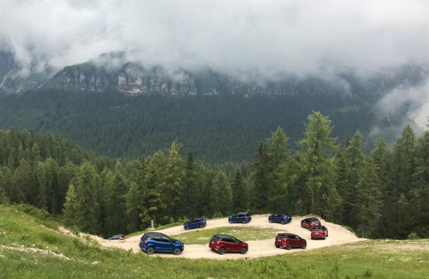 Ford EcoSport AWD: il SUV compatto con la trazione integrale intelligente