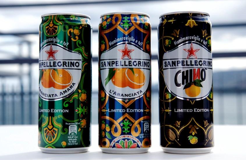 Bibite Sanpellegrino: la limited edition più cool dell'estate