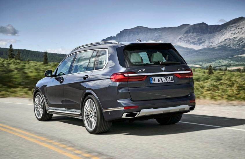 BMW X7: ecco il SAV delle auto di lusso