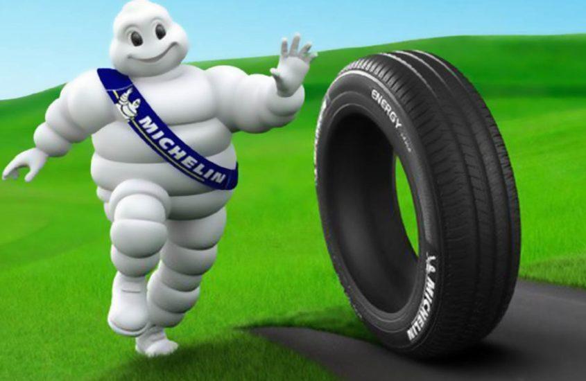 Bibendum: l'Omino Michelin Ultracentenario