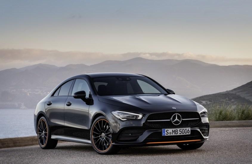 Mercedes CLA: la seconda generazione al CES 2019