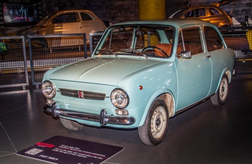 Fiat 850 anniversario: la piccola del boom economico