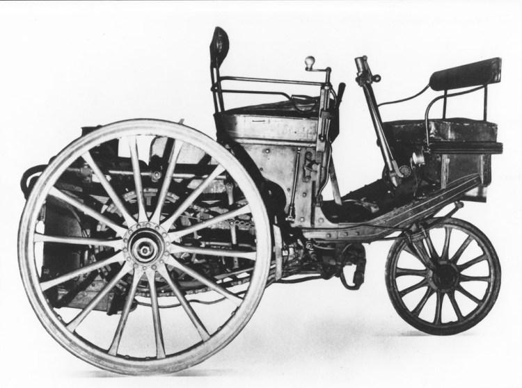 Peugeot Type 1 - 1889