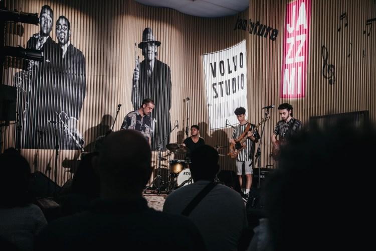 Jam The Future al Volvo Milano Studio