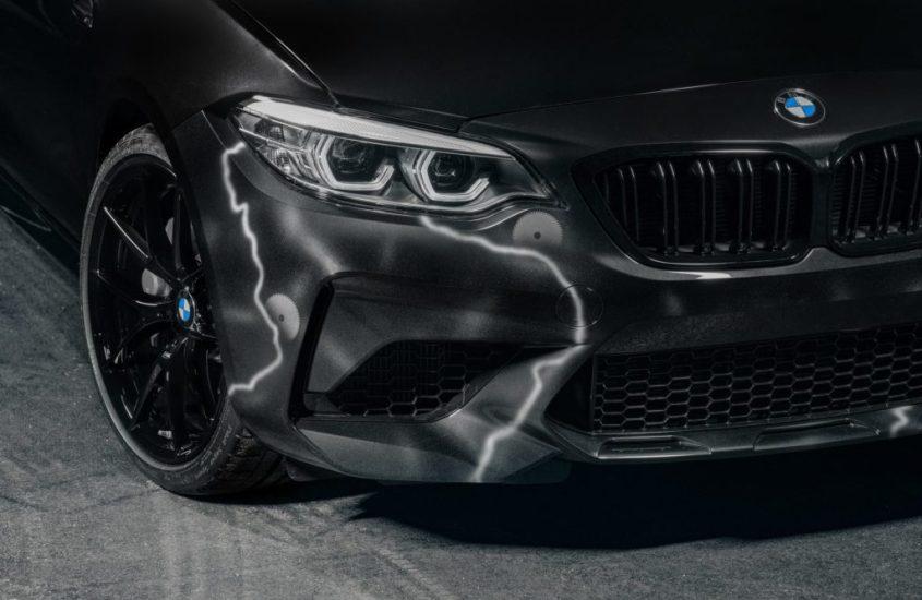 BMW M2 Competition: una visione artistica by Futura 2000