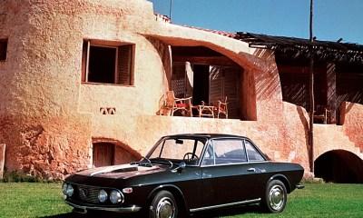 Lancia Fulvia Coupé 1967