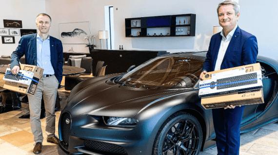 Bugatti computer scuola online