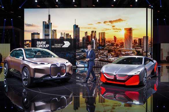 BMW Group strategia elettrificazione