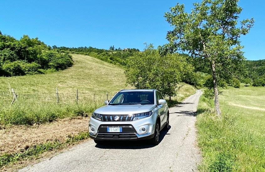 Suzuki Vitara Hybrid 4WD Allgrip: alta efficienza a trazione integrale