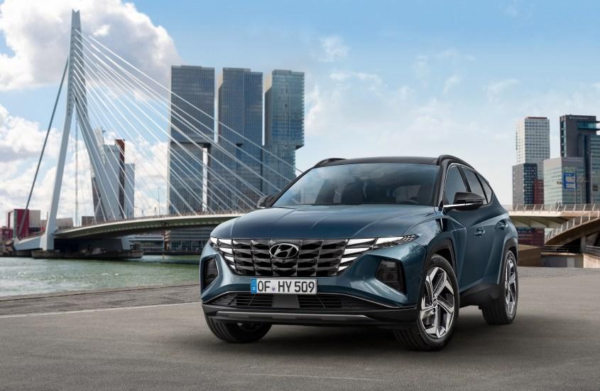 Nuova Hyundai Tucson, aumentano le dimensioni e diventa anche ibrida