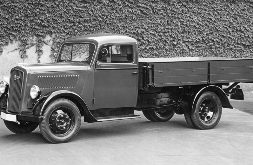 Opel Blitz, i 90 anni di un nome diventato marchio