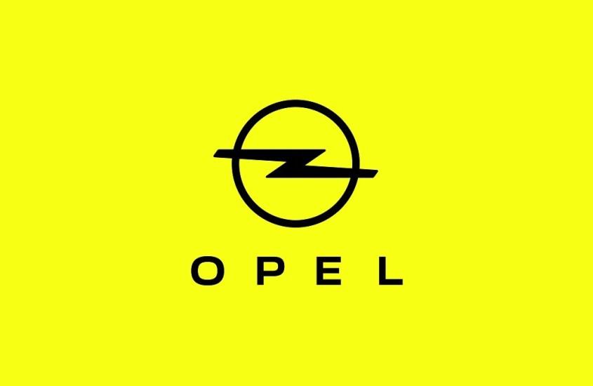 nuovo logo di Opel