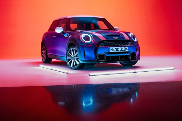 nuova MINI restyling 2021