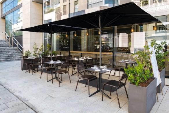 ristoranti dove mangiare all'aperto