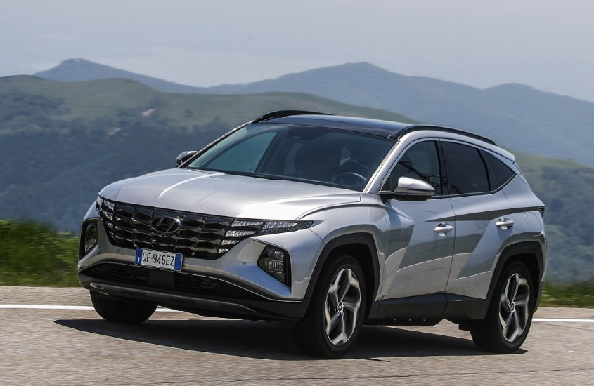 Nuova Hyundai TUCSON Plug-in Hybrid