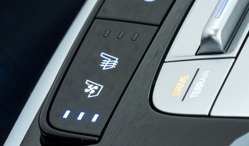 Nuova Hyundai TUCSON Plug-in Terrain Mode