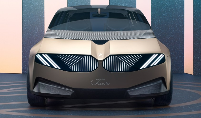 BMW I Vision frontale