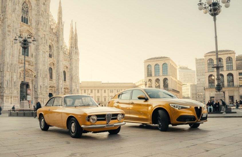 Alfa Romeo Stelvio GT Junior & GT Junior 1300