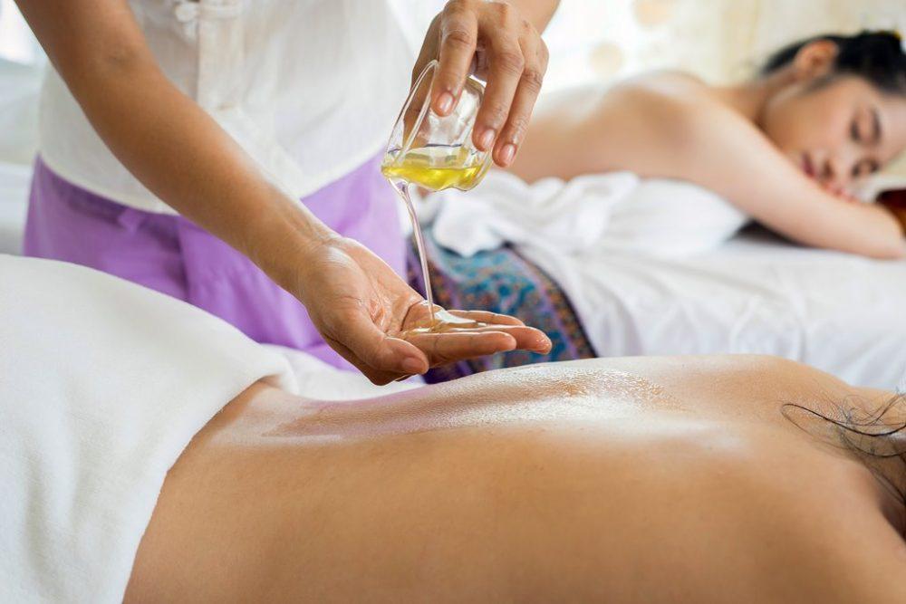 massaggio orientale a Roma