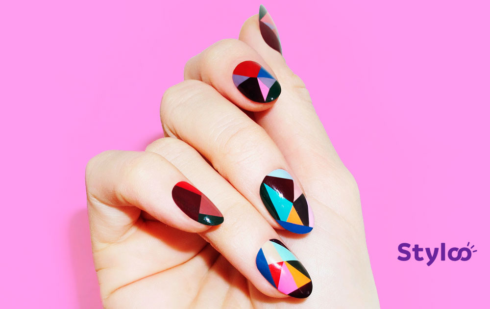 Beauty nails trend estate