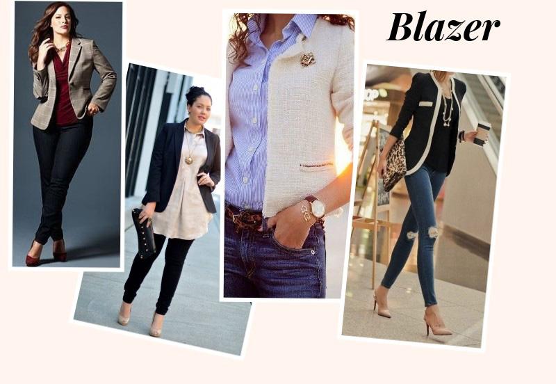 Capi basic :I classici blazer che non possono mancare