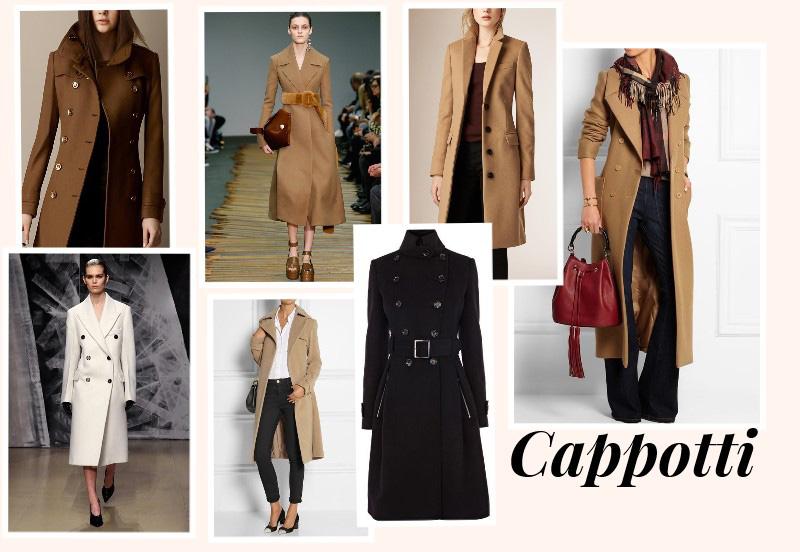 Capi basic : cappotto classico che non può mancare