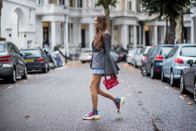 Balenciaga Triple S Estelle Pigault by Getty Images
