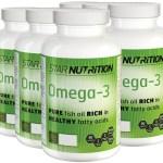 Kosttillskott omega 3
