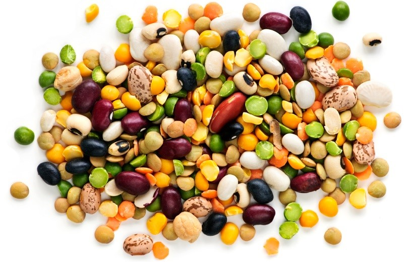 proteinrik vegetarisk mat