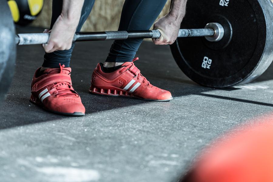 Specialisering för att öka träningsvolymen